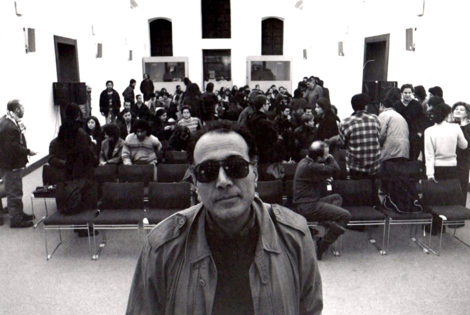 Nosrat Panahi Nejad Abbas Kiarostami a Palermo, 1996