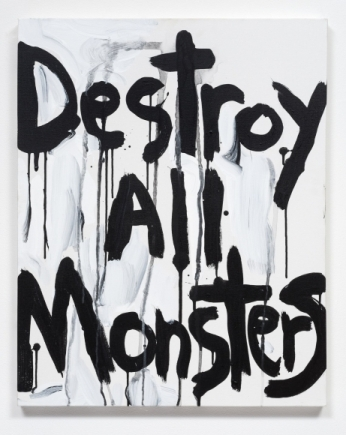 Kim Gordon. Destroy All Monsters. 2015