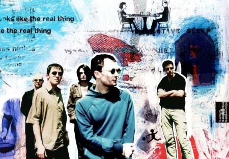 foto de radiohead chida